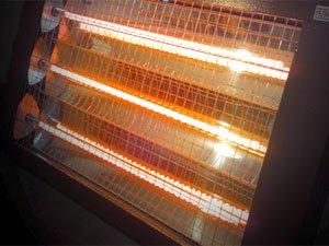 Промышленный инфракрасный нагреватель