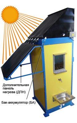 Солнечная душевая кабина