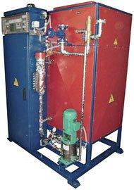 Промышленный парогенератор электрический