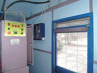 Установка горячего водоснабжения